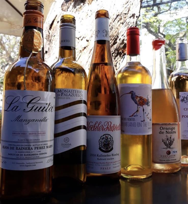 Indicação de vinho branco para o calor!